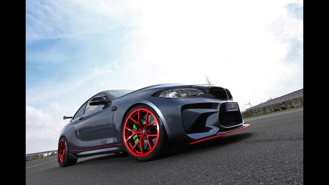 Lightweight BMW M2 CSR Tuning