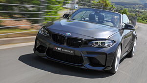 Lightweight BMW M2 Cabrio Tuning