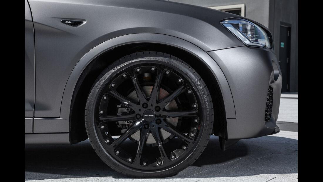 Lightweight Performance - BMW X4 xDrive 35d - SUV - Tuning