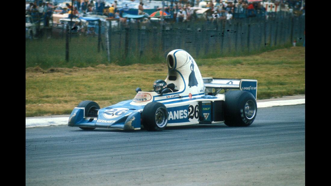 Ligier - 1976 - Formel 1
