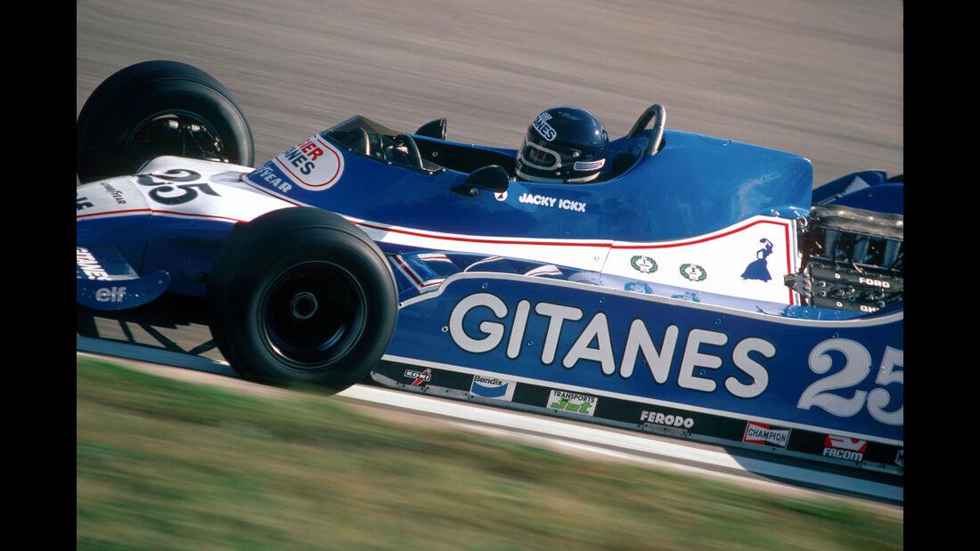 Ligier JS11 - Formel 1 - Ground Effect