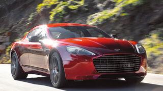 Limousine, Aston Martin Rapide S