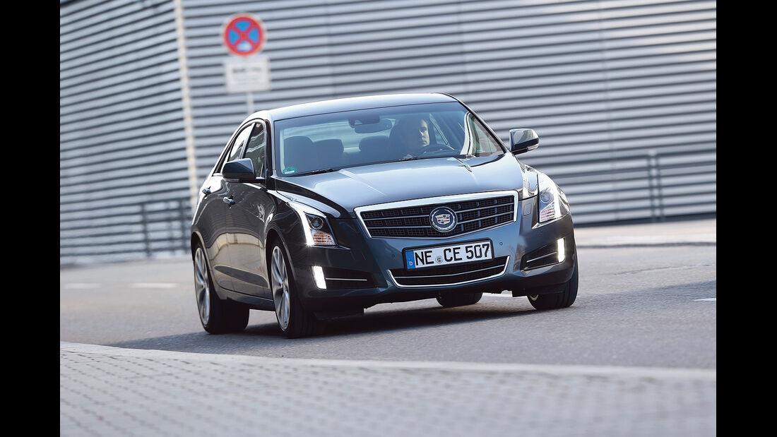 Limousine, Cadillac ATS 2.0 Turbo