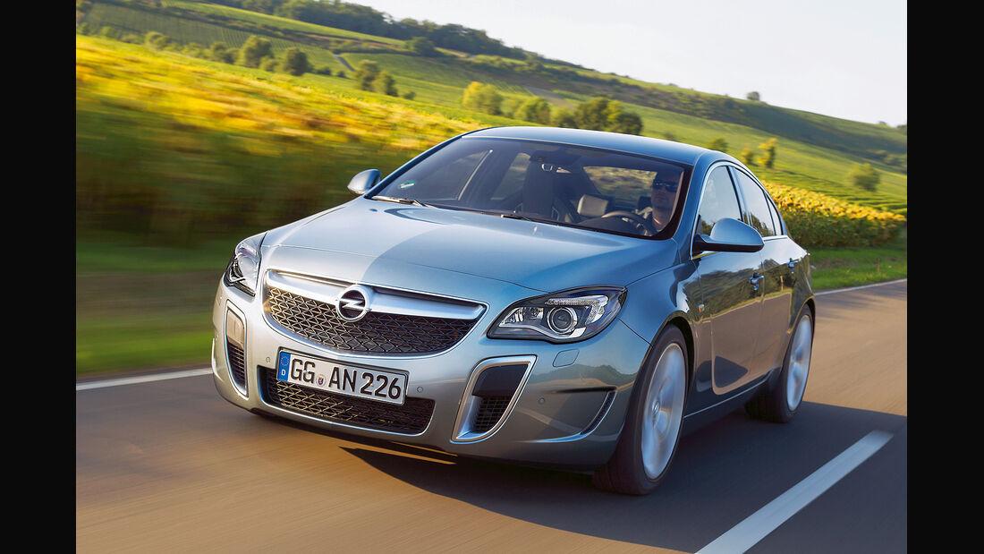 Limousine, Opel Insignia OPC