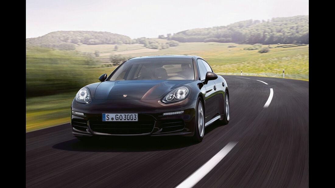 Limousine, Porsche Panamera