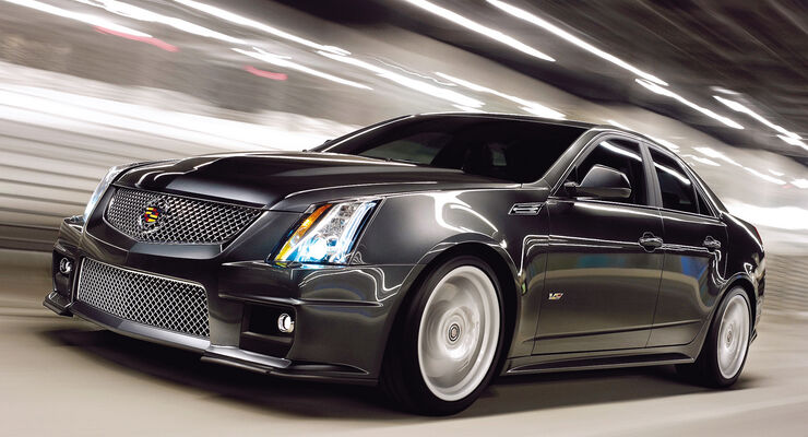 Limousine, Serie, Cadillac CTS-V