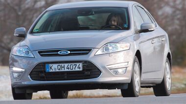 Limousine, Serie, Ford Mondeo 2.0 EcoBoost
