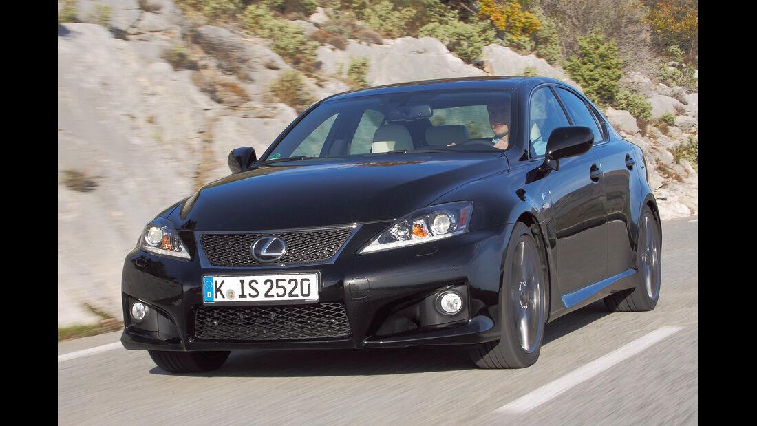 Limousine, Serie, Lexus IS-F