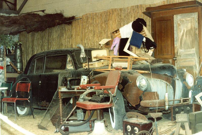Lincoln Continental, Diorama