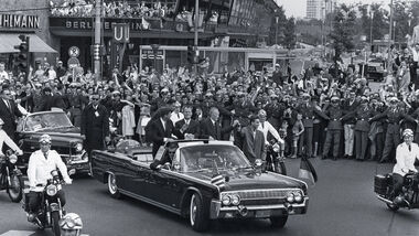 Lincoln Continental, John K. Kennedy