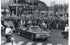 Lincoln Continental, John K. Kennedy