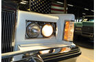 Lincoln Continental Mark V, 1977, Frontlichter, Deteil