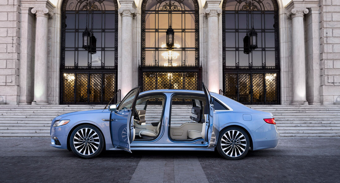 Lincoln Continental Sonderedition