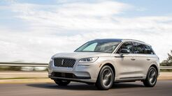 Lincoln Corsair Grand Touring PHEV 2020