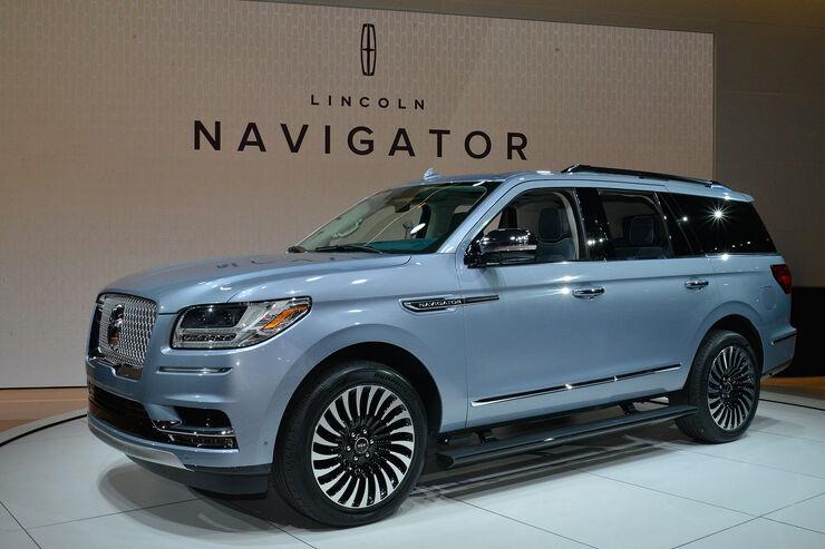 Lincoln Navigator in New York:Daten, Marktstart, Preis AUTO