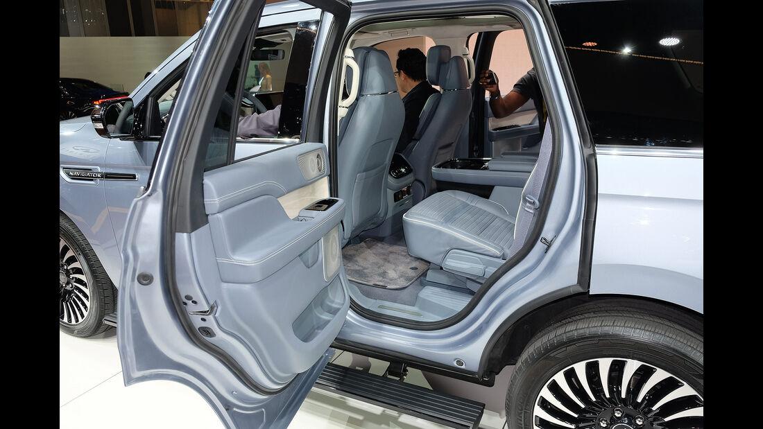 Lincoln Navigator 2026