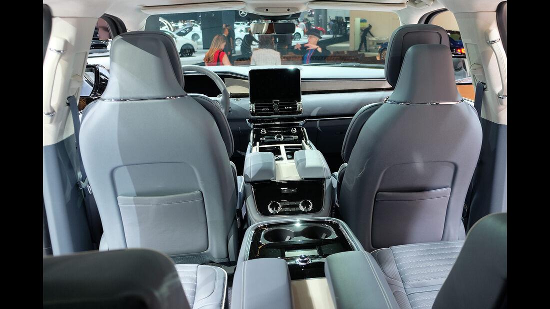 Lincoln Navigator 2028