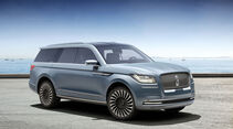 Lincoln Navigator Concept New York 2016