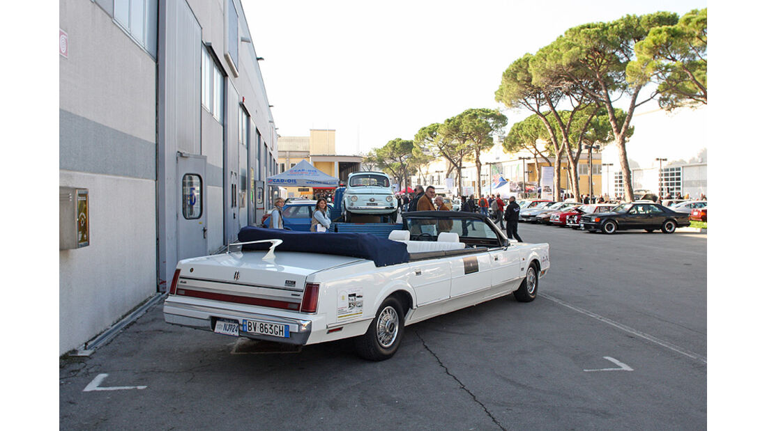 Lincoln Town Car Cabriolet