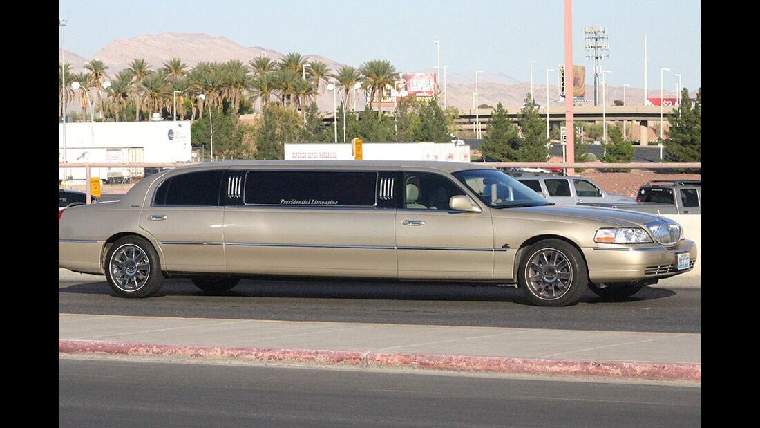 Lincoln Town Car Langversion