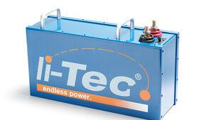 Litec Lithium-Ionen-Batterie