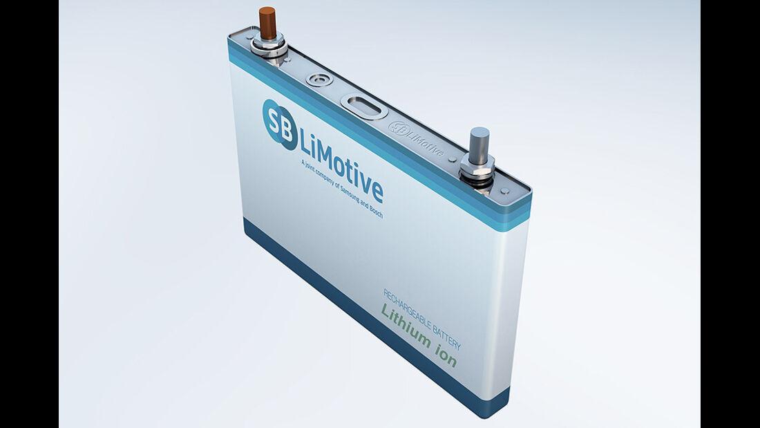 Lithium-Ionen-Zelle