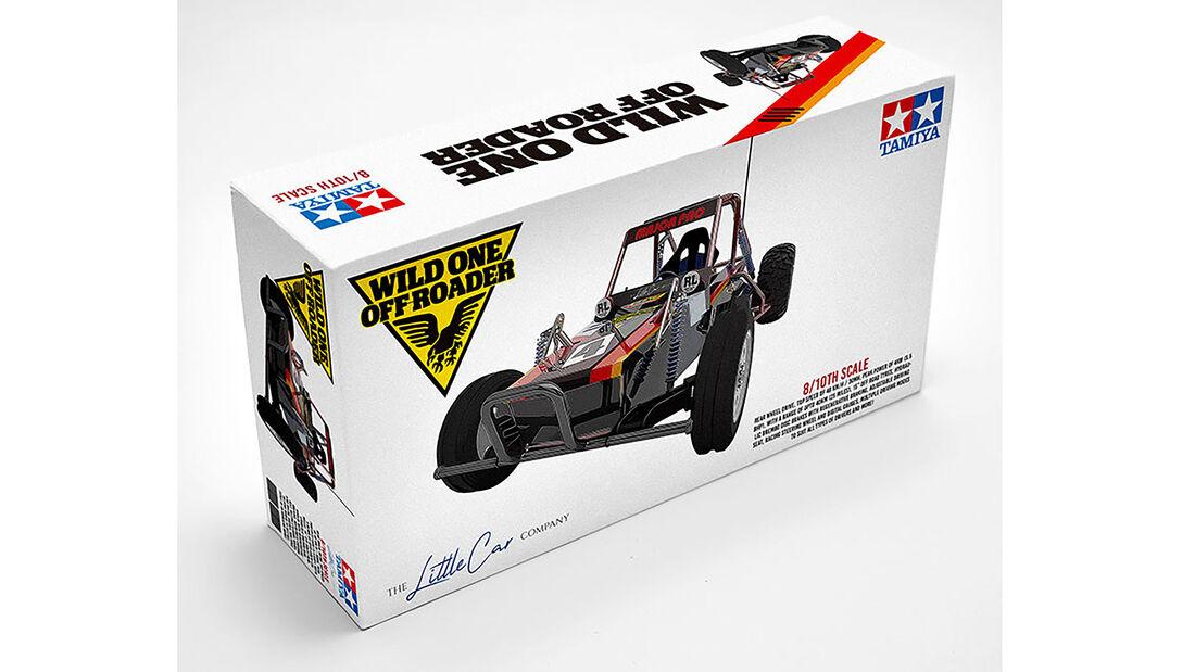 Little Car Company Tamiya Wild One Max