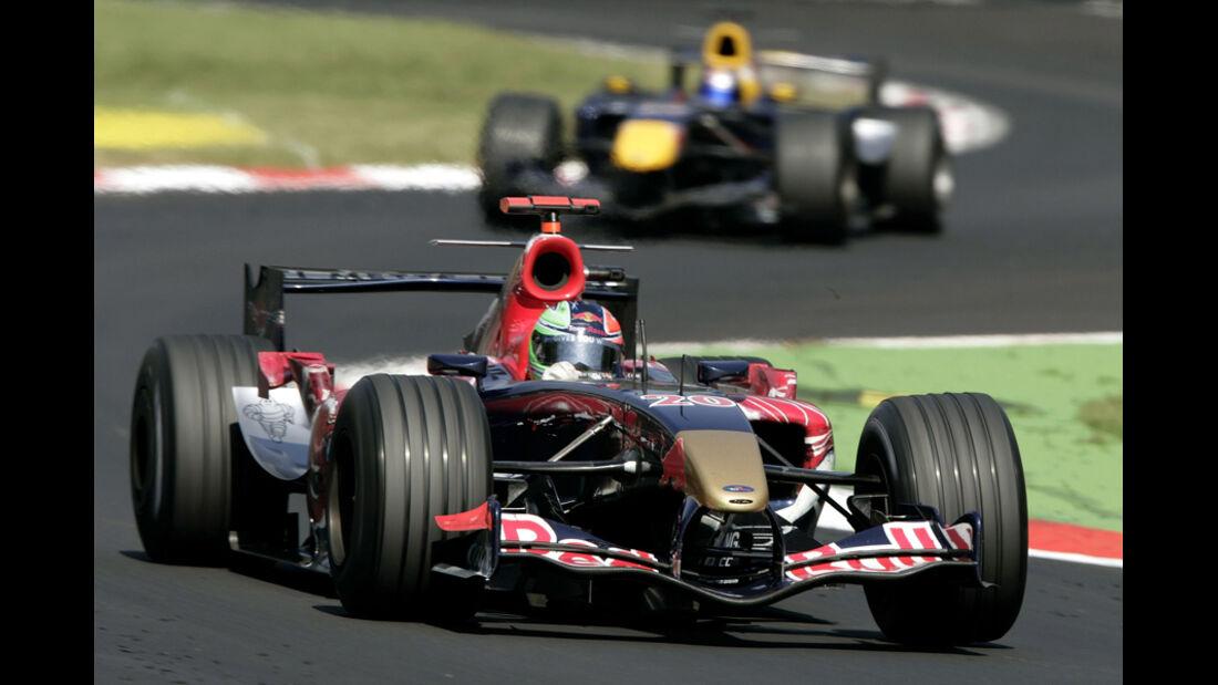 Liuzzi 2006 Toro Rosso GP Italien