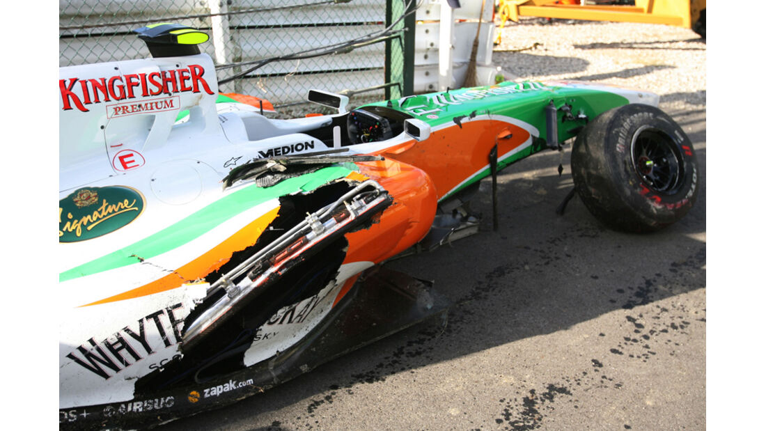Liuzzi GP Japan