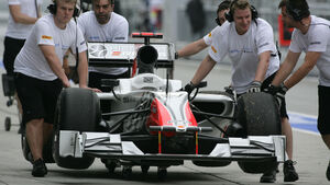 Liuzzi GP Malaysia 2011