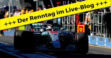 Live-Blog - GP Australien 2018 - Melbourne