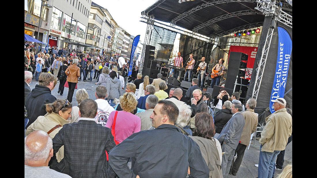 Livemusik in Pforzheim