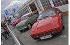 Lloyd LP 400, Ferrari 328 GTS, Autos der Coys-Auktion auf dem AvD Oldtimer Grand-Prix 2010