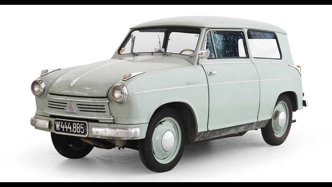 Lloyd LS 600 (1958)