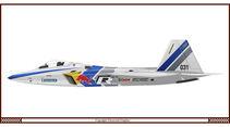Lockheed Martin F22A Raptor - VW-WRC - Racing-Planes - 2015