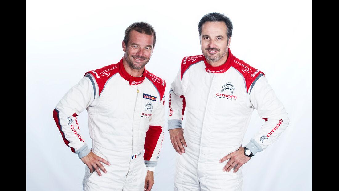 Loeb & Muller- Citroen WTCC