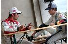 Loeb & Ogier - Rallye Frankreich 2013