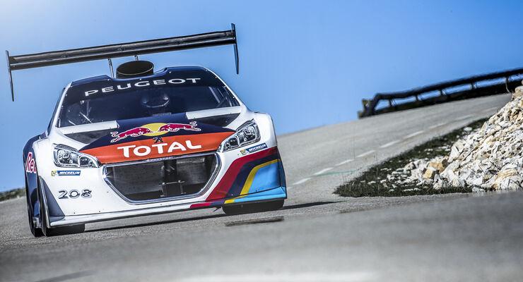 Loeb Peugeot T16 Pikes Peak 2013