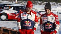 Loeb Rallye Schweden 2012 WRC