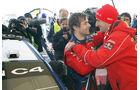 Loeb WRC Rallye GB 2008