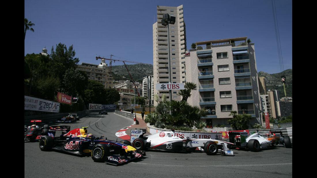 Loews-Kurve GP Monaco 2011