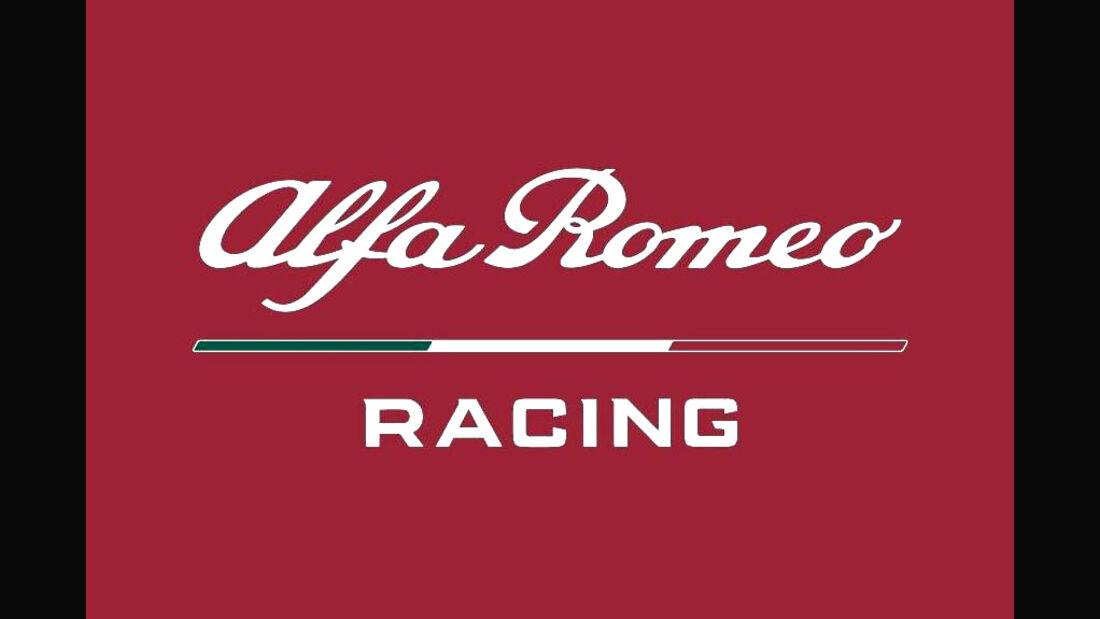 Logo Alfa Romeo Racing