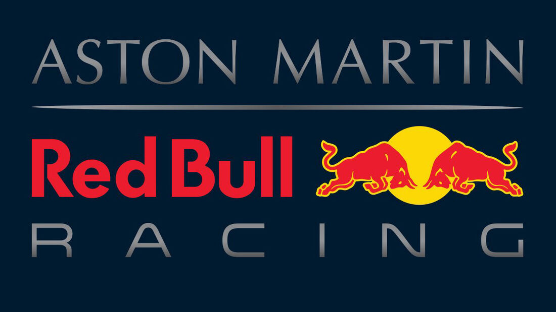 Logo Aston Martin Red Bull Racing