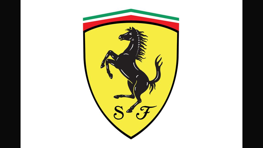 Logo Scuderia Ferrari F1