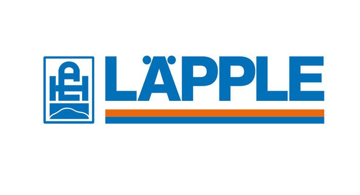 Logo des Autozulieferers Läpple
