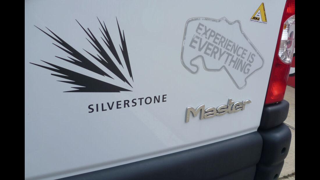 Logos - GP England - Silverstone - Do. 7. Juli 2011