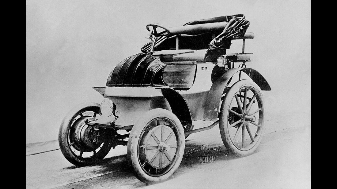 Lohner Porsche, 1900