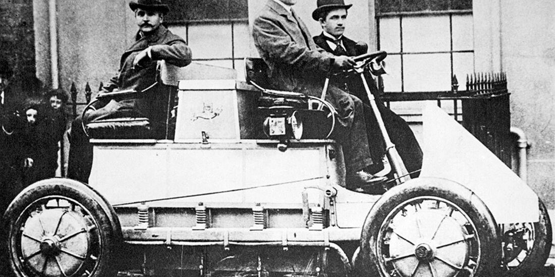 Lohner Porsche Bj.1900