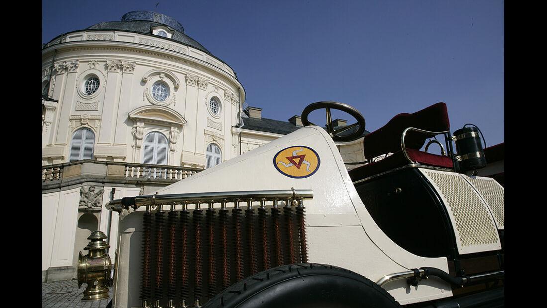 Lohner-Porsche Semper Vivus
