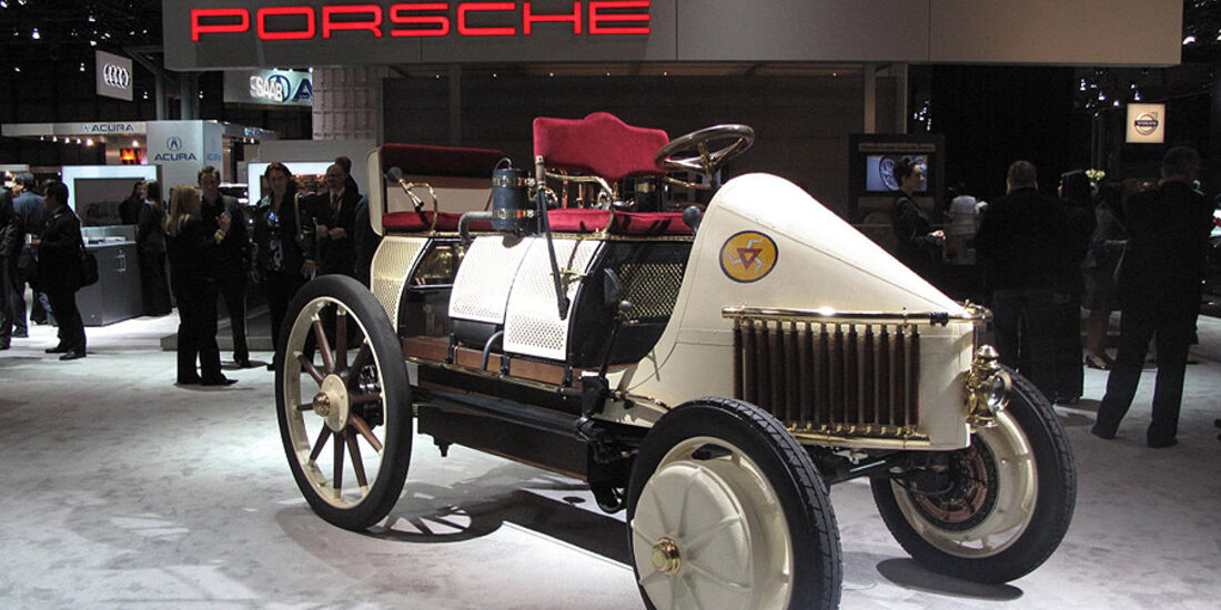Lohner Porsche